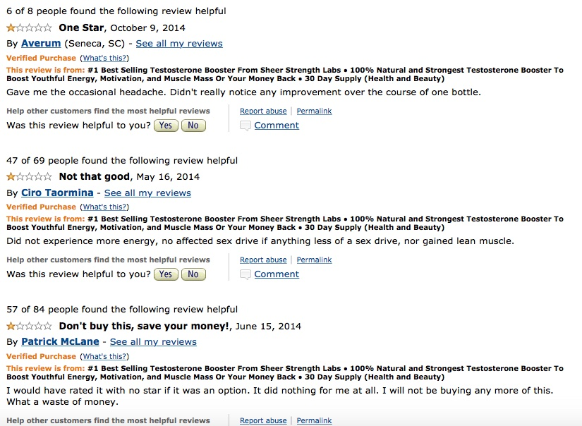Reviews For Extenze Male Enhancement