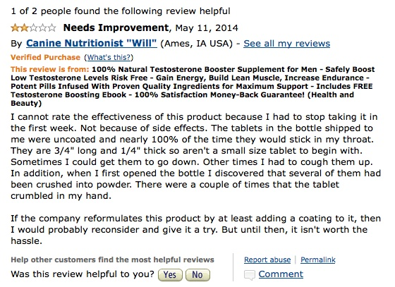 Amazon_com__Customer_Reviews__100__Natural_Testosterone_Booster_Supplement_for_Men_-_Safely_Boost_Low_Testosterone_Levels_Risk_Free_-_Gain_Energy__Build_Lean_Muscle__Increase_Endurance_-_Potent_Pills_Infused_With_Proven_Quality_Ingredients_