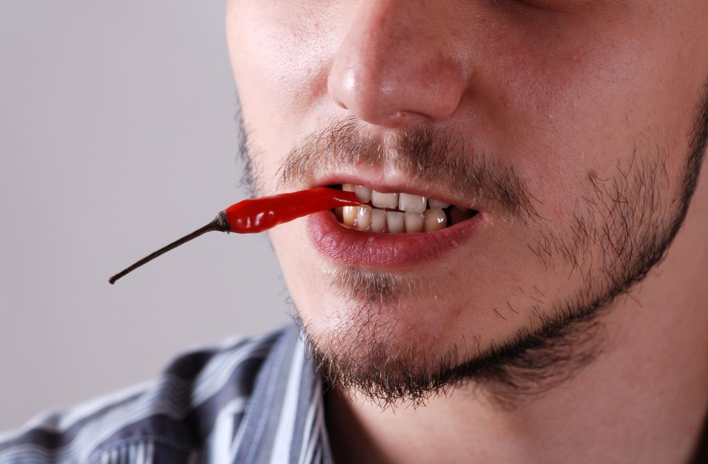 chilli pepper boosts testosterone