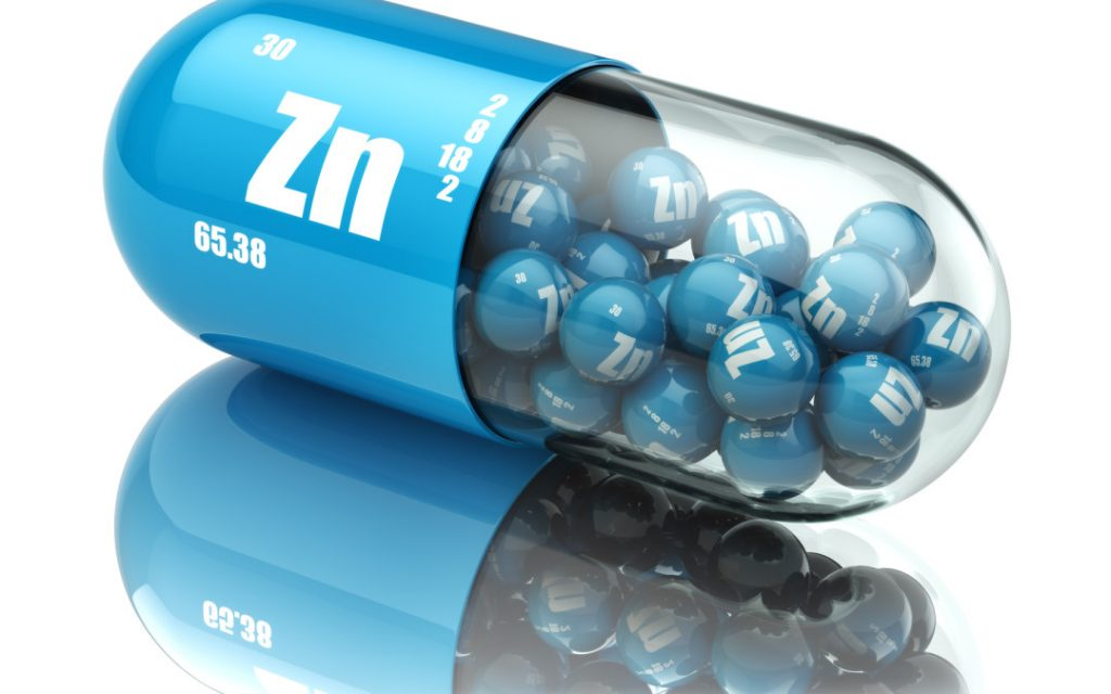 zinc testosterone booster