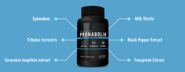 pronabolin formula