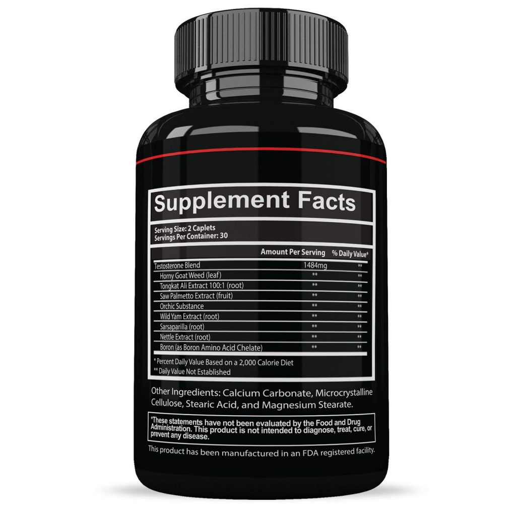 Prime Labs Prime Test Booster | Low Testosterone Expert