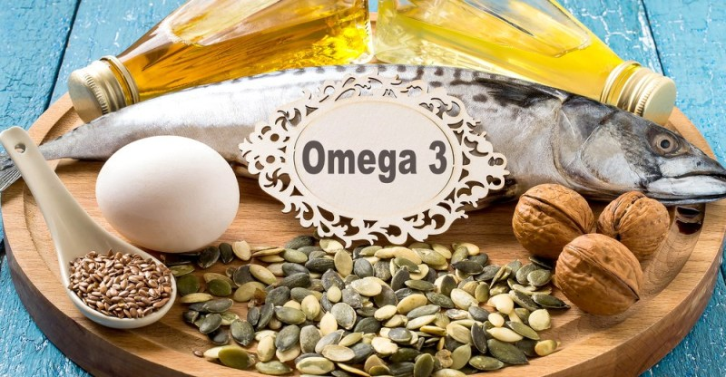 omega 3 fat acid foods