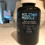 military muscle bottle