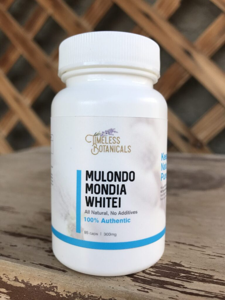 mulondo mondia whitei bottle